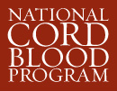National Cord Blood Program